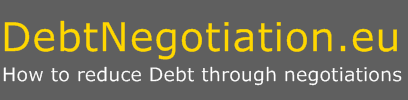 Debt Negotiation | DebtNegotiation.eu